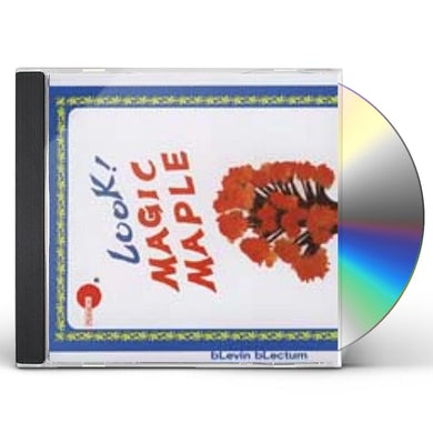 Blevin Blectum MAGIC MAPLE CD