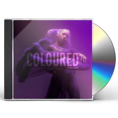 Priscilla Renea Coloured CD
