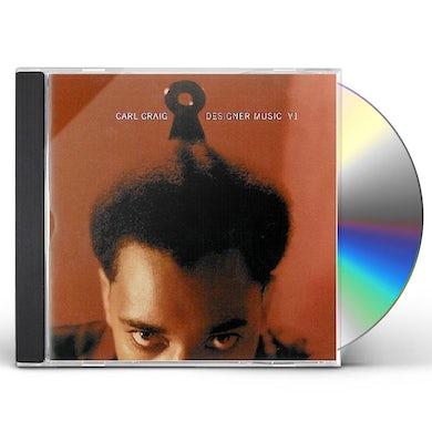 Carl Craig DESIGNER MUSIC V1 CD