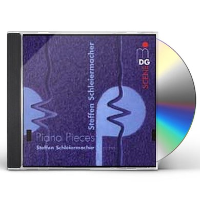Steffen Schleiermacher PIANO PIECES CD