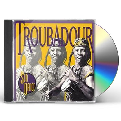 Sundance TROUBADOUR CD