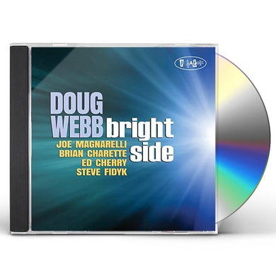 Doug Webb BRIGHT SIDE CD