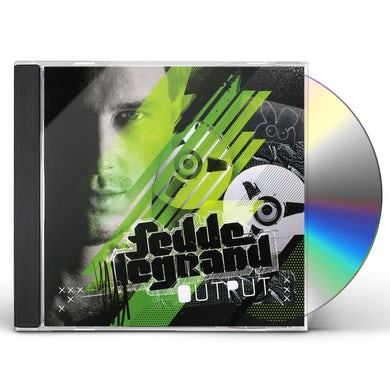 Fedde Le Grand OUTPUT CD