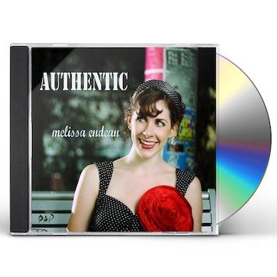 Melissa Endean AUTHENTIC CD