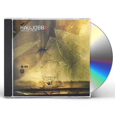Haujobb VERTICAL THEORY CD