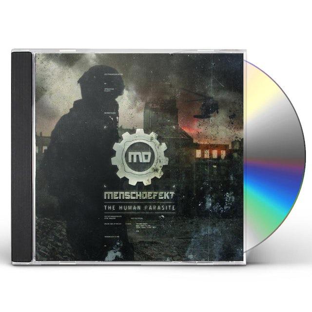 Menschdefekt HUMAN PARASITE CD