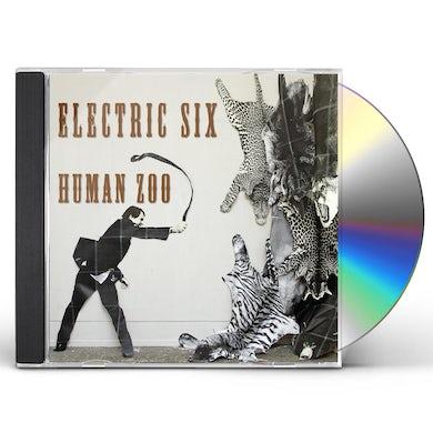 Electric Six HUMAN ZOO CD