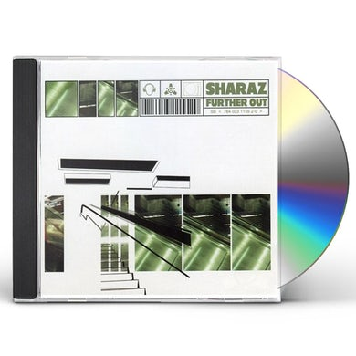 Sharaz FURTHER OUT CD