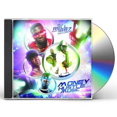 OJ Da Juice MONEY HUSTLE MUSIC CD