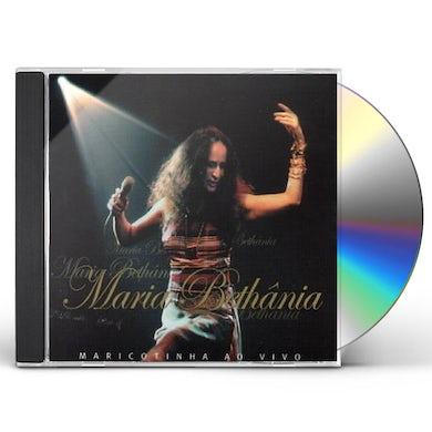 Maria Bethania MARCOTINHA AO VIVO CD