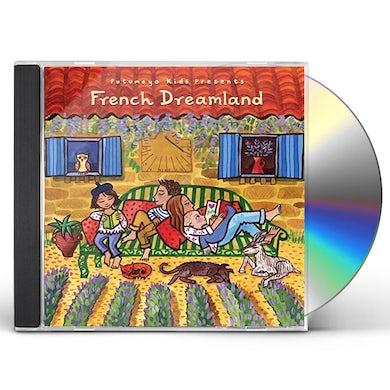 Putumayo Kids Presents FRENCH DREAMLAND CD