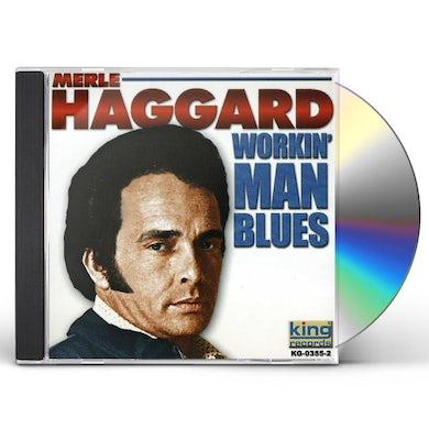 Merle Haggard WORKIN MAN BLUES CD