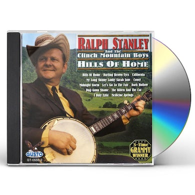 Ralph Stanley HILLS OF HOME CD
