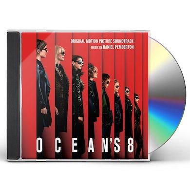Daniel Pemberton OCEAN'S 8 / O.S.T. CD