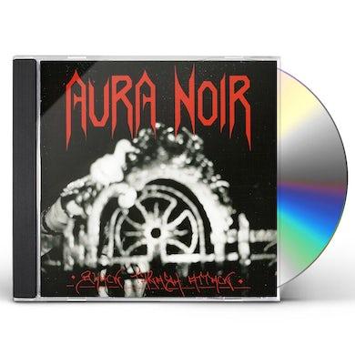 Aura Noir BLACK THRASH ATTACK CD