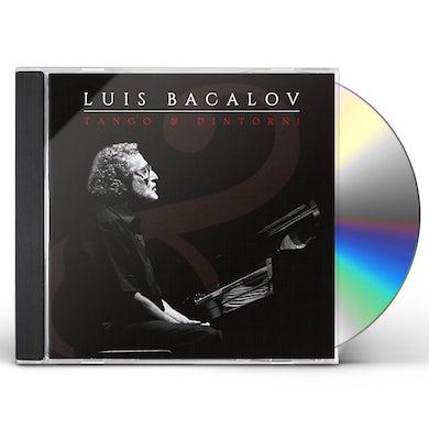 Luis Bacalov TANGO E DINTORNI CD