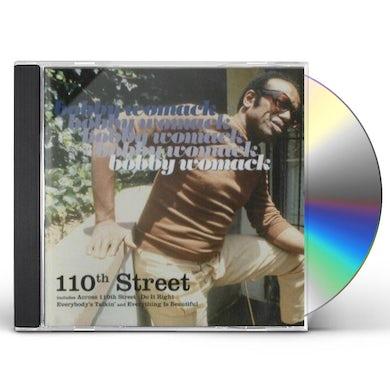 Bobby Womack 110TH STREET CD