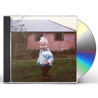 Noah Gundersen LEDGES CD