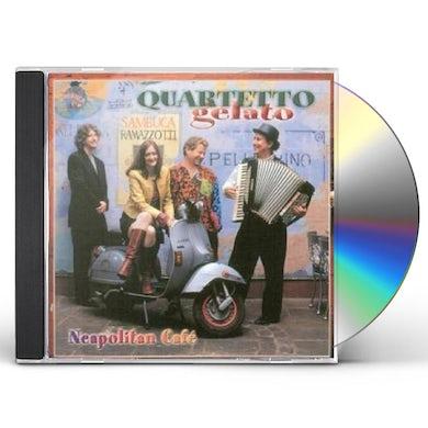 Quartetto Gelato NEOPOLITAIN CAFE CD