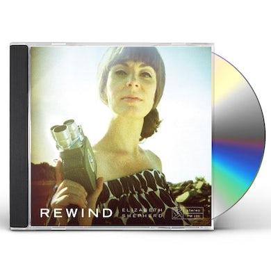 Elizabeth Shepherd REWIND CD