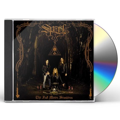SPELL THE FULL MOON SESSIONS (EXPANDED EDITION) CD