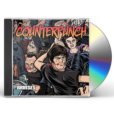 Counterpunch BRUISES CD