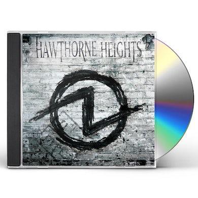 Hawthorne Heights ZERO (STANDARD VERSION) CD