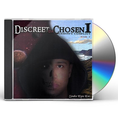 Discreet Da Chosen 1 GEMINI'S CONFLICT CD
