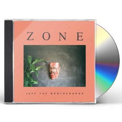Jeff The Brotherhood ZONE CD
