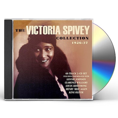 Victoria Spivey COLLECTION 1926-27 CD