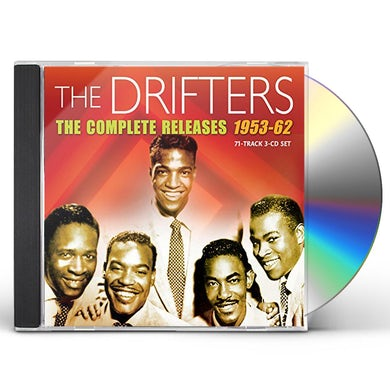 Drifters COMPLETE RELEASES 1953-62 CD