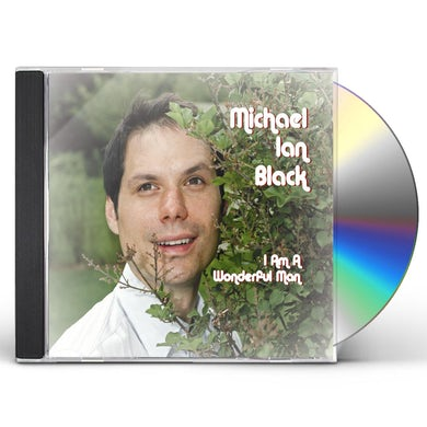 Michael Ian Black I'M A WONDERFUL MAN CD