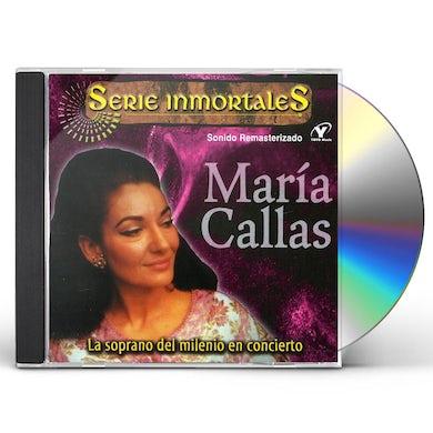 Maria Callas SOPRANO DEL MILENIO EN CONCIERTO CD