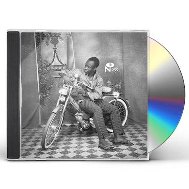 BOBO YEYE: BELLE EPOQUE IN UPPER VOLTA / VARIOUS CD