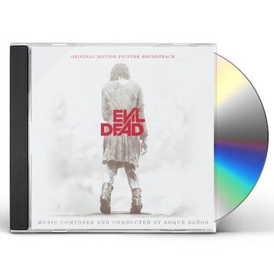 Roque Banos EVIL DEAD CD