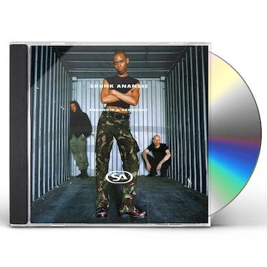 Skunk Anansie PARANOID & SUNBURNT CD