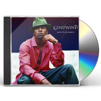 Ginuwine BACK II DA BASICS CD
