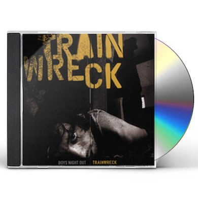 Boys Night Out TRAINWRECK CD