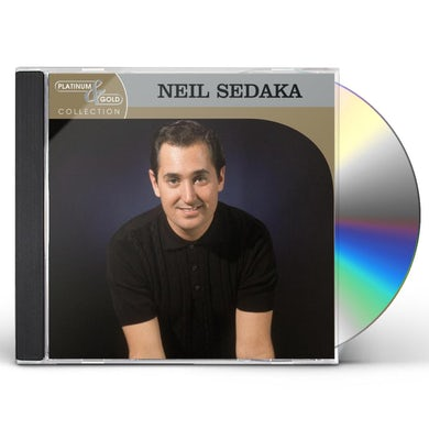 Neil Sedaka PLATINUM & GOLD COLLECTION CD