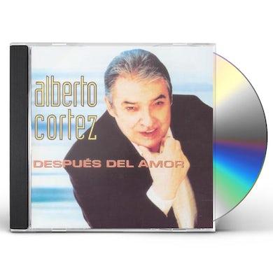 Alberto Cortez DESPUES DEL AMOR CD