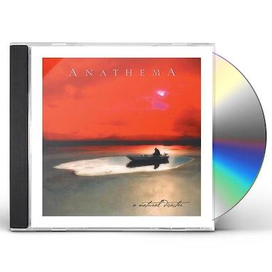 Anathema NATURAL DISASTER CD