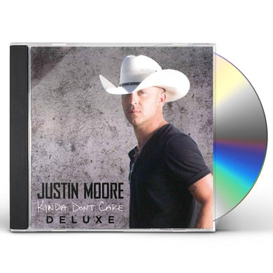 Justin Moore Kinda Don't Care (Deluxe Edition) CD