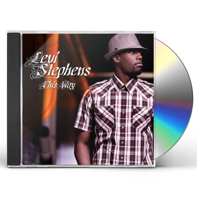 Levi Stephens THIS WAY CD