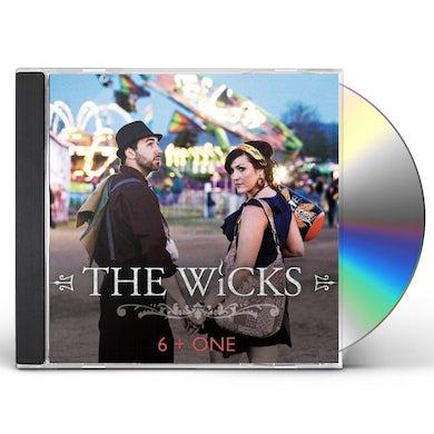 Wicks 6 + ONE CD