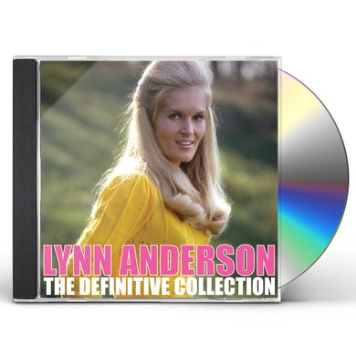 Lynn Anderson DEFINITIVE COLLECTION CD