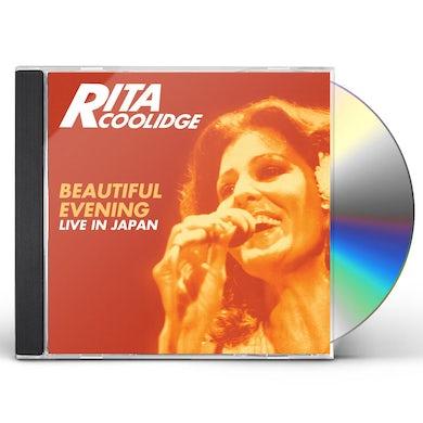 Rita Coolidge BEAUTIFUL EVENING: LIVE IN JAPAN CD