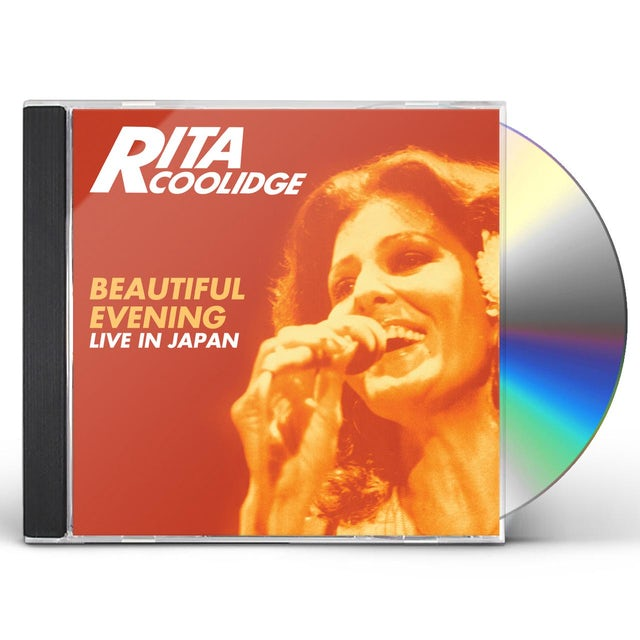 Rita Coolidge BEAUTIFUL EVENING: LIVE IN JAPAN CD
