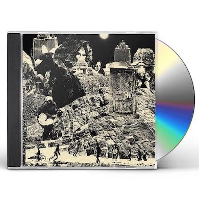 MYRRORS BORDERLANDS CD