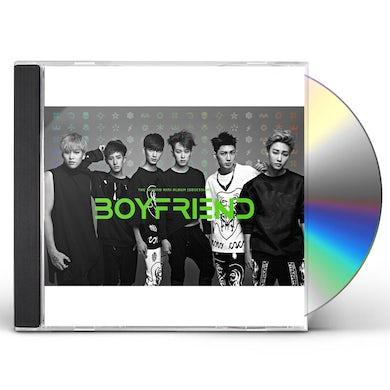 Boyfriend OBSESSION (2ND MINI ALBUM) CD