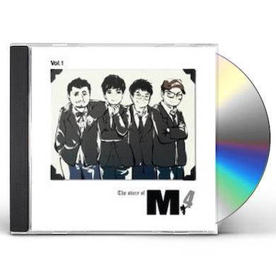 STORY OF M4 CD